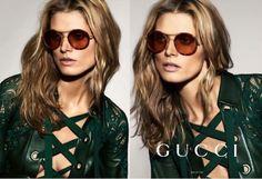 Nueva colección de #gafasdesol de Gucci para la primavera de 2015. #eyewear