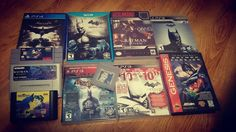 On instagram by timothymfisher #segagenesis #microhobbit (o) http://ift.tt/1qCrSMa've been a little slacking on posting some new pics these past few days. Here is my excuse! I've been enjoying a week and a half long Batman Marathon! It's been fun! It's been time consuming! I'm currently playing Arkham Knight since I've just about finished everything prior to that.  #Batman #batmanreturns #batmanforever #arkhamknight #batmanreturnofthejoker #Arkhamcity #arkhamasylum #batmanrevengeofthejoker…