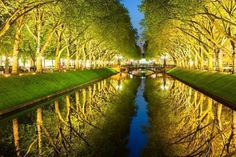 ♥  Dusseldorf, Germany | Beautiful Places In The World -- Click for on the image for more.....