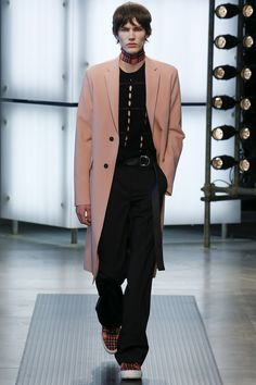 MSGM Fall 2016 Menswear Fashion Show