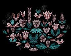 "Check out new work on my @Behance portfolio: ""Magical Garden"" http://be.net/gallery/38424385/Magical-Garden"