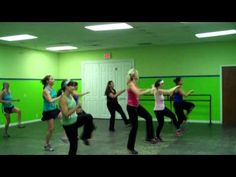 ▶ Good Morning and Shackles by Mandisa- Christian Dance Fitness with The Fitness Angel - YouTube