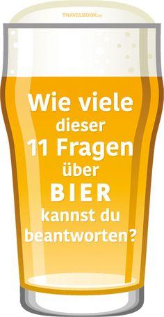 Woher das Bali Hai Beer kommt, ist sicherlich keine allzu schwierige Frage. Aber wie sieht es da mit Chiang Bier aus? Oder wie heißt Bier auf Ungarisch? TRAVELBOOK hat elf kniffelige Fragen zusammengestellt rund um das Thema Bier. Wie gut kennst du dich aus?