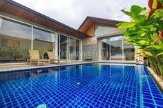 pool villa near Layan beach