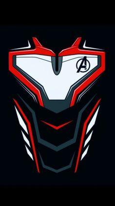 Iron Man Avengers, Marvel Avengers, Marvel Art, Marvel Heroes, Captain America Logo, Iron Man Art, Ganesh Images, Avengers Wallpaper, Galaxy Art