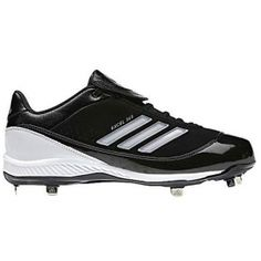 SALE - Mens Adidas Excel 365 Baseball Cleats Black - Was $89.99. BUY Now - ONLY $39.97