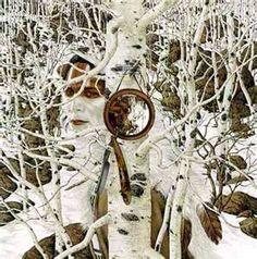 Bev Doolittle Western Art at Rosselli Fine Art Gallery Illusion Kunst, Illusion Art, Native Art, Native American Art, American Artists, American History, Bev Doolittle Prints, Hidden Art, Hidden Images