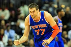 New York Knicks Should End Andrea Bargnani Experiment for Good