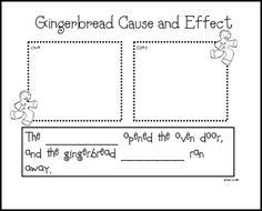 Gingerbread Theme - has many activities and standard based lessons!