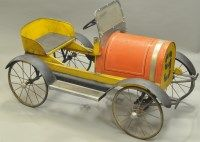 #9 EARLY PIONEER RACER PEDAL CAR