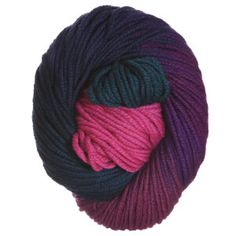 Lorna's Laces Cloudgate Yarn - '15 February - Dark Crystal