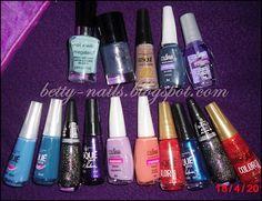 brazilian nail polish...  OPI>>