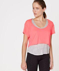 Camiseta doble - OYSHO