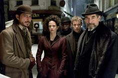 """Penny Dreadful"" on Showtime"