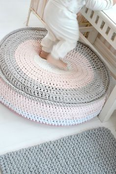 Crochet project for kids room