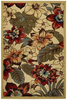 Hammam Floral Doormat