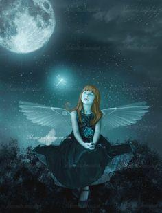 Fairymoon by maiarcita on DeviantArt