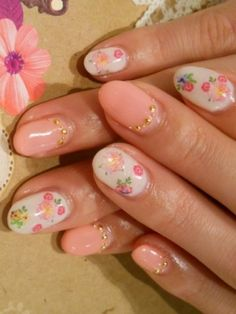 Loveliest Spring Nail Art Ideas - Think of your manicure as a statement accessory. Try your hand at the loveliest spring nail art ideas below to wow your friends with an on trend and refined look.