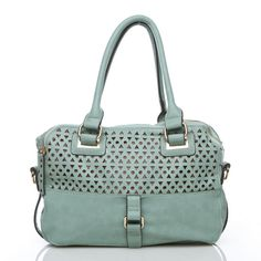 Yalaha bag. Love it in this color and the green!