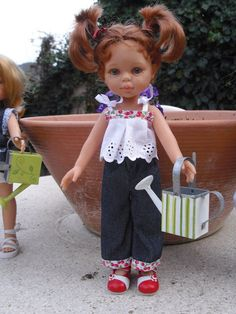nines, dolls, poupée, muñecas: paola reina