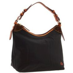 Cheap Dooney and Bourke - Nylon Large Erica Sac (Black) - Bags and Luggage price - Zappos is proud to offer the Dooney