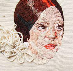 Portrait of TatyanaTolstaya