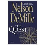 The Quest by Nelson DeMille 2013 Hardcover 1st Edition First Edition Read once