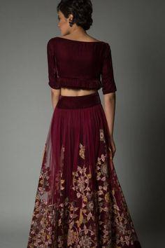 Neeta Lulla Kalamkari Collection 24