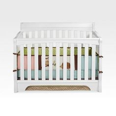 Delta Eclipse Crib - White $299.99