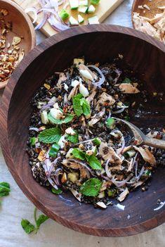 Greek Lentil and Tuna Salad