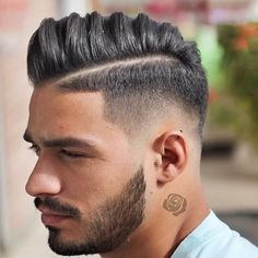 Men's Hairpiece Human Hair Toupee Wig Super Thin Skin Hair Replacement ( Off Black) Cool Hairstyles For Men, Hairstyles Haircuts, Haircuts For Men, Barber Hairstyles, Hairstyle Men, Party Hairstyle, Hairstyle Wedding, Style Hairstyle, Hair And Beard Styles