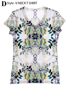 woman  PLUS SIZE flower all over print  top, t shirt and tank top(328) by hellominky on Etsy https://www.etsy.com/listing/177258220/woman-plus-size-flower-all-over-print