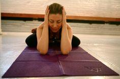 Yofomat fold-up #yoga mat