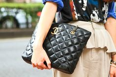 Brand:CHANEL  More photo at:  http://www.fashionsnap.com/streetsnap/2012-08-07/18250/#