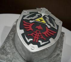 link shield cake