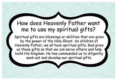 37 best spiritual gifts images on pinterest spiritual gifts bible how does heavenly father want me to use my spiritual gifts sm negle Choice Image