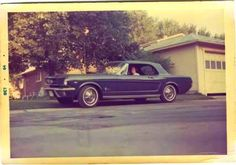 1966 Mustang Nostalgia Vintage Cars, Vintage Photos, Ford Mustang 1964, Vintage Mustang, Classic Mustang, Pony Car, Mustangs, Cars And Motorcycles, Classic Cars