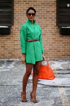 Coat As A Dress