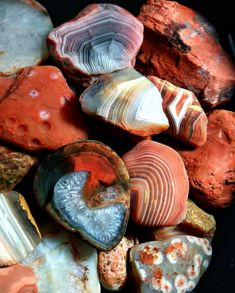 Awesome Laker photo by Lonesome Creek Dean. Crystals And Gemstones, Stones And Crystals, Rock Collection, Nature Collection, Lake Superior Agates, Mineralogy, Mineral Stone, Rocks And Gems, Rocks And Minerals