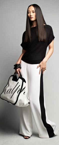 Ralph Lauren Black Label Resort Collection | V