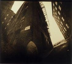 Street Alleyway