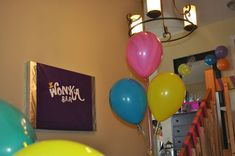 Willy Wonka and the Chocolate Factory Birthday Party Ideas   Photo 16 of 33   Catch My Party