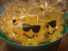 Sun Cookies by spoilthequiet, via Flickr
