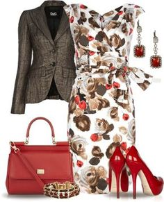 """Dolce & Gabbana for Date"" by yasminasdream ❤ liked on Polyvore"