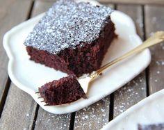 Yummy One Pan Chocolate Cake - Chocolate Recipes Corner