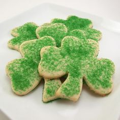 Butter Cut-Out Cookies   Baking and Cooking Blog - Evil Shenanigans