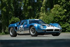 1963 Lola Mk 6 GT