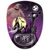 Amazon.com: Nightmare Before Christmas MousePad - Jack Mouse pad w/ Wrist Rest: Toys & Games