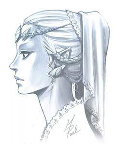 Zelda Portrait #LegendofZelda