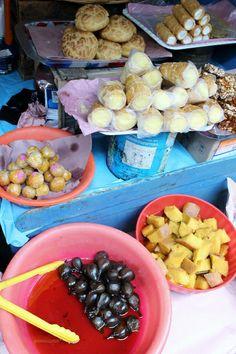 Market sweets (San Cristobal de las Casas, Mexico)